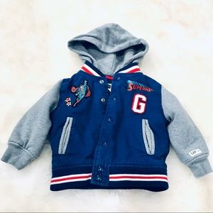 Baby Gap Superman jacket size 2